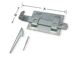 Related Product Garden Gate Latche (With Closing Lever)